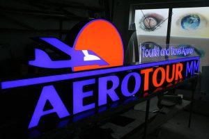 aero turs letters