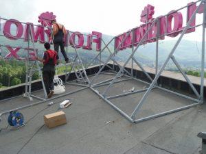 Florymont construction