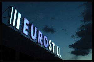 eurostill rooftop letters