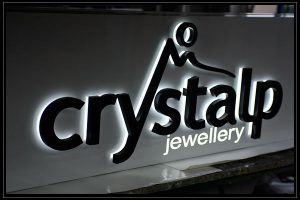 crystalp glowing ads