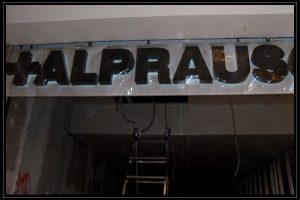 alprausch 2 letters