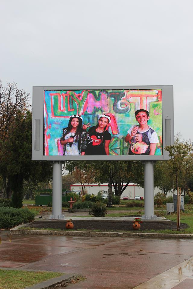 LED Display Kozlodui