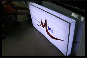 mtel glowing ads
