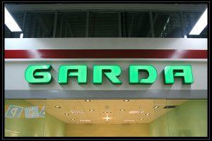 Garda letters