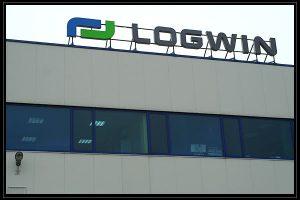 logwin rooftop letters