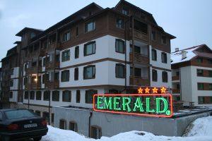 hotel emerald glowing ads