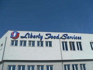 liberty food service letters
