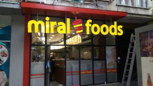 miral foods letters