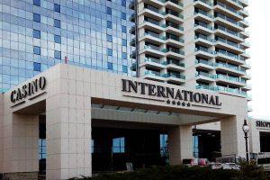 hotel international letters