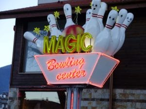 Totem Magic Bowling center
